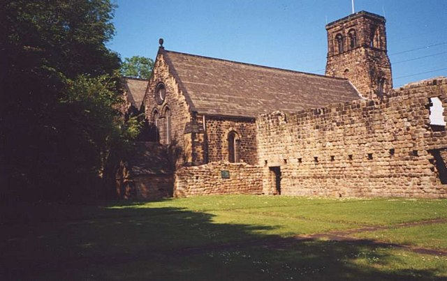 St Paul's Monastery, Jarrow. Photograph © Ken C
