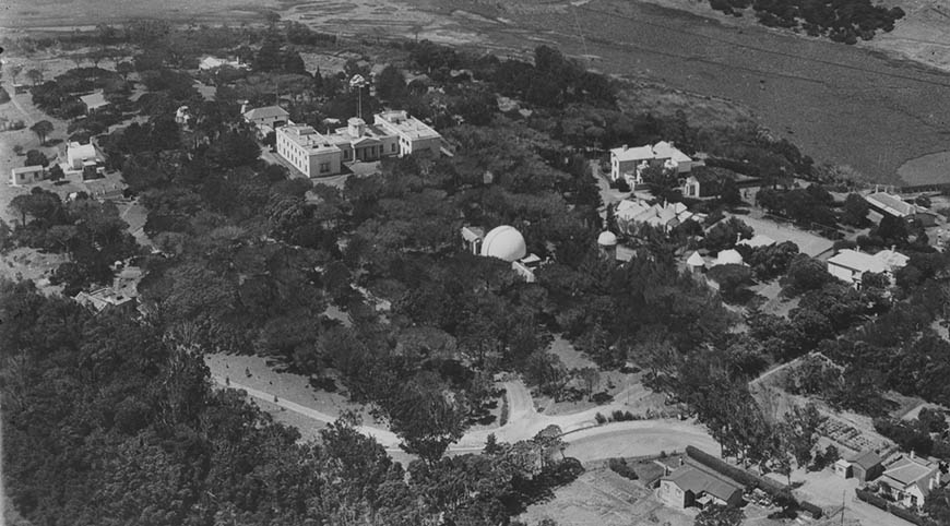 The Royal Observatory in the early twentieth Centu