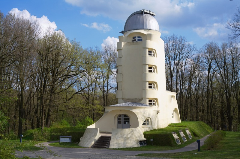 The Einstein Tower (1924) is an astrophysical obse