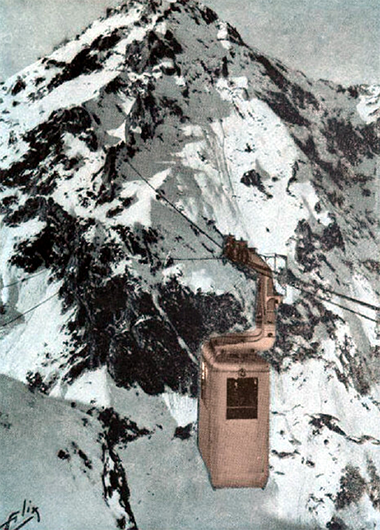 <strong>Fig. 34</strong>. The first Pic du Midi ca