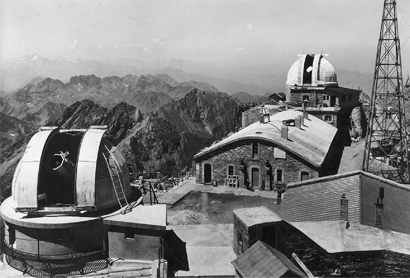 <strong>Fig. 16</strong>. The 60cm Telescope in 19