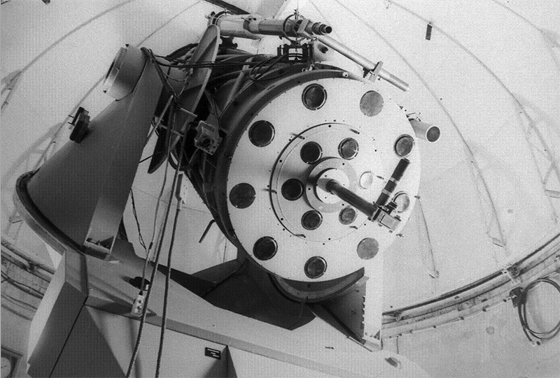 <strong>Fig. 20</strong>. The 106 cm Telescope in