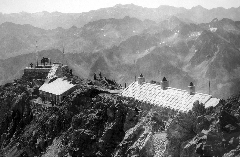 <strong>Fig. 27</strong>. The Pic du Midi Observat