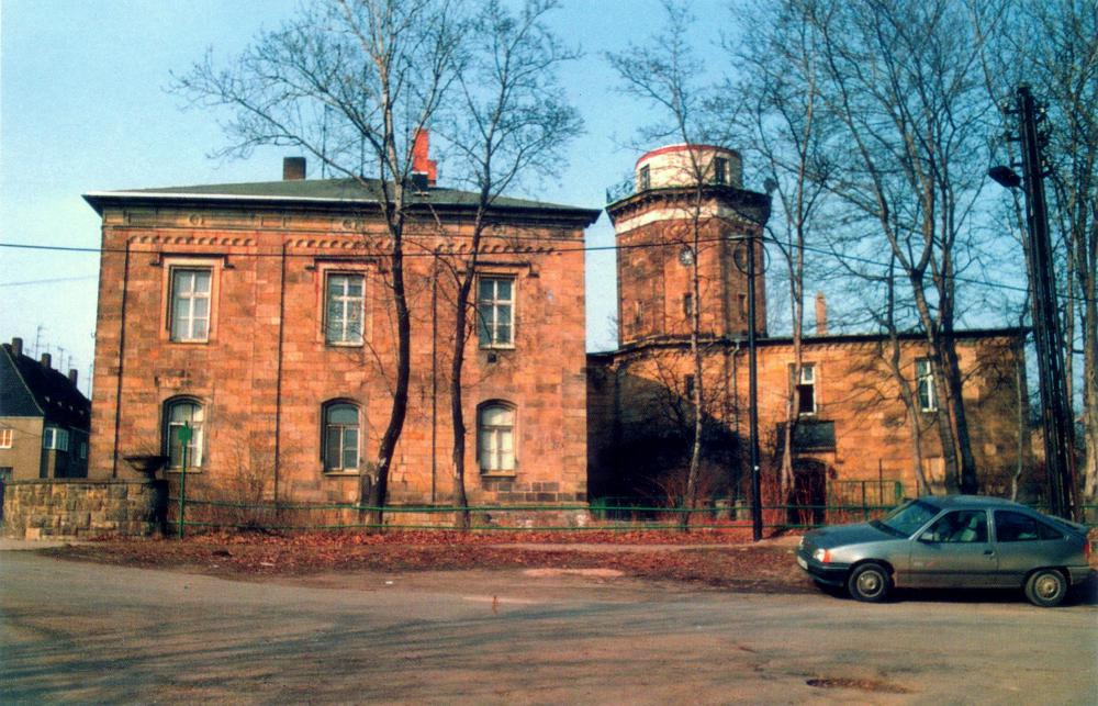 New Gotha observatory (1859) (Wikipedia) - New Got