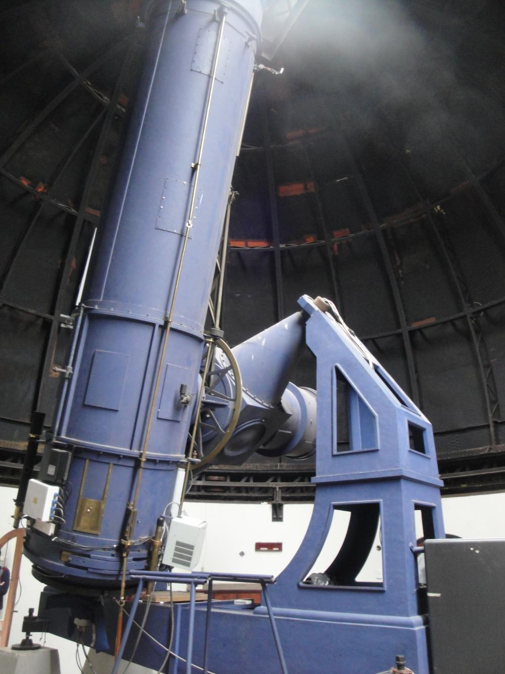 80-cm Reflector of La Plata Astronomical Observato