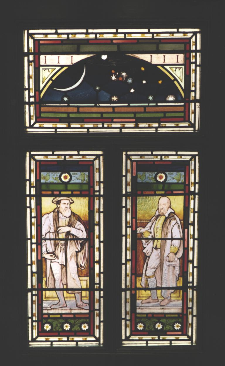 Stained glass windows by Glasgow-based stained gla