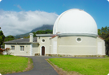 The McClean building, Royal Observatory, Cape of G