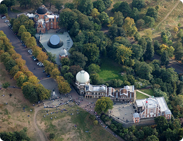 Royal Observatory, Greenwich, United Kingdom. Phot