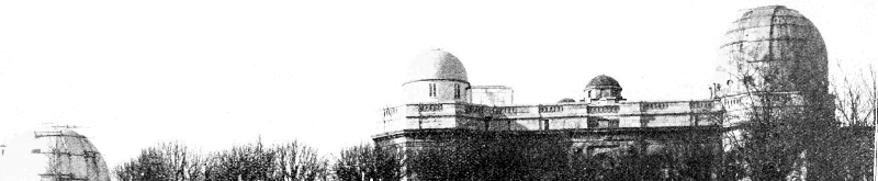 Observatoire de Paris, 1908. From Popular Science Monthly, vol. 72.